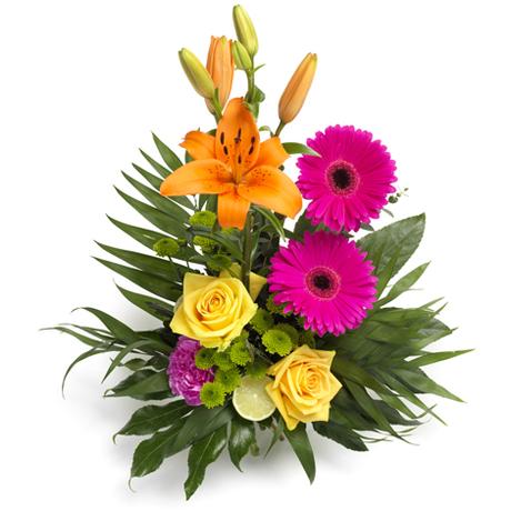 Λουλούδια για ευχαριστώ